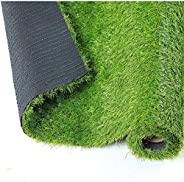 30mm Artificial Grass Carpet Green For Home Outdoor Front/Backyards Garden Decoration - Artificial Grass