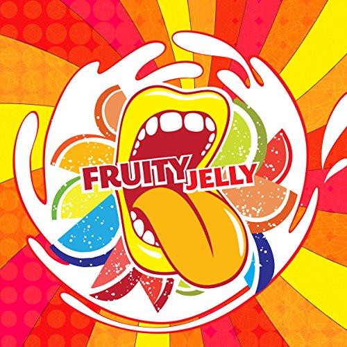 Big Mouth Aroma - Fruity Jelly - 30ml Solero Cocktail Gelee Drops Premium Konzentrat inkl. Mischflasche