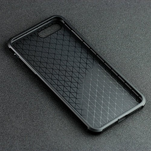 iphone 7 plus custodia, iMinker TPU Ultra Cell Phone Case Slim flessibile molle protettivo, silicone antiurto Bumper Smartphone copertura Shell di 5,5 pollici di Apple iPhone 7 Plus (Modello 4) Modello 6