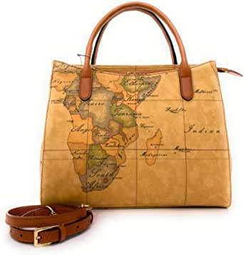 ALVIERO MARTINI Borsa Shopping Donna CE003 6000 0010