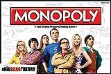 Big Bang Theory Edition Monopoly Gioco da Tavolo