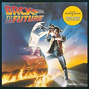 Back To The Future (Soundtrack) (1985) [CD]