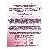 Doppelherz Eisen-Femin Direct mit Vitamin C + B6 + B12 + Folsäure - 14 mg Eisen für die normale Bildung von roten Blutkörperchen - 3 x 20 Portionen Micro-Pellets