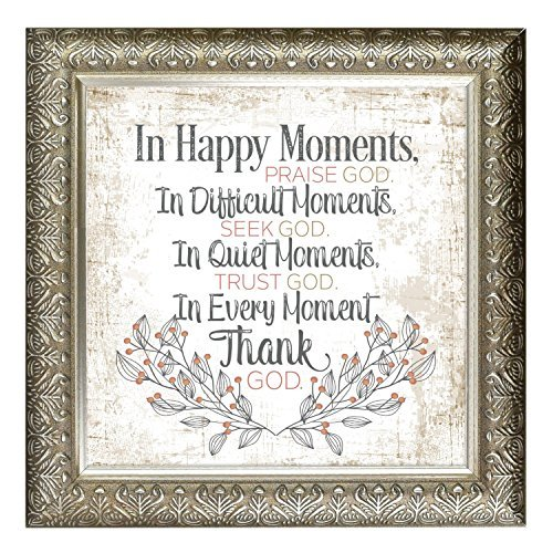Preisvergleich Produktbild In Happy Moments...Inspirational Moments Framed Art by James Lawrence