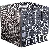MERGE Cube - Halten Sie Hologramme in Ihrer Hand mit preisgekrönten AR Spielzeug für Kinder - iOS oder Android Phone oder Tablet bringt den Cube zum Leben, kostenlose Spiele mit jedem Kauf, funktioniert mit VR / AR Goggles