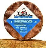 Queso de oveja curado gourmet (español, sabor profundo, ideal con vino, queso entero de 2kg de...