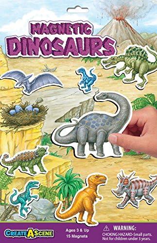 Smethport 7131 Create-A-Scene-Dinosaur 2 - - - Lot de 6 | Se Vendant Bien Partout Dans Le Monde  4df1fd