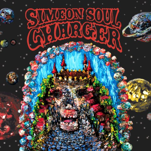 Simeon Soul Charger: Harmony Square (Audio CD)