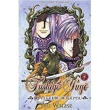 Fushigi Yugi, la Légende de Gembu Vol.7