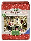 Ravensburger Puzzle 07549 Wunschzimmer 80 Teile in der Metalldose