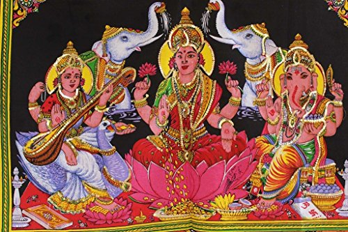 mango-regalos-tela-de-algodon-diosa-ganesh-laxmi-lakshmi-y-saraswati-tapiz-31-x-40-india-con-lenteju