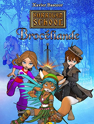 Korrigan school (1) : Brocéliande