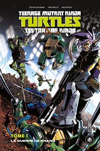 La Guerre de Krang: Les Tortues Ninja - TMNT, T1 (French ...