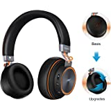Bluetooth Kopfhörer, ELEGIANT Bluetooth 4.1 Over Ear Wireless HiFi Stereo Headset Headphone drahtlos Ohrhörer mit 3,5mm AUX Mic für iPhone XS XR X 8 8 plus Samsung S9 S8 Huawei mate 10 P10 LG HTC Sony