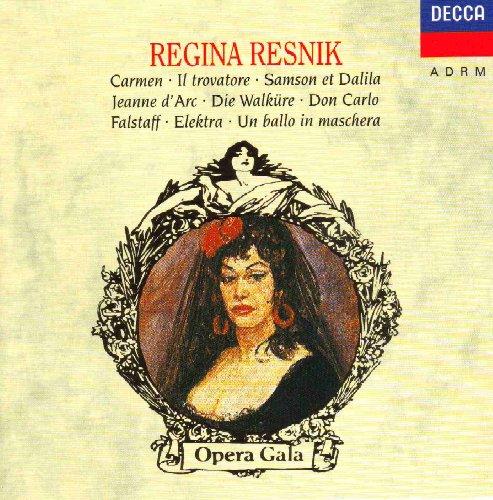 Regina Resnik - Operatic Arias