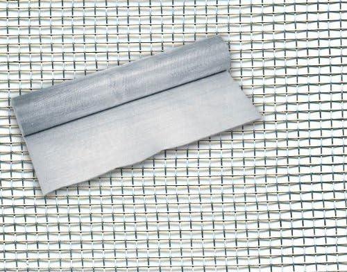 Rete Zanzariera in Alluminio 18X16 mm Altezza 60 cm Lunghezza Lunghezza Lunghezza 30 mt Maurer | Abbiamo ricevuto lodi dai nostri clienti.  | Abbiamo ricevuto lodi dai nostri clienti.  | In Breve Fornitura  592ada