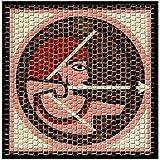 Maqueta de Piedra, Mosaico Sagitario