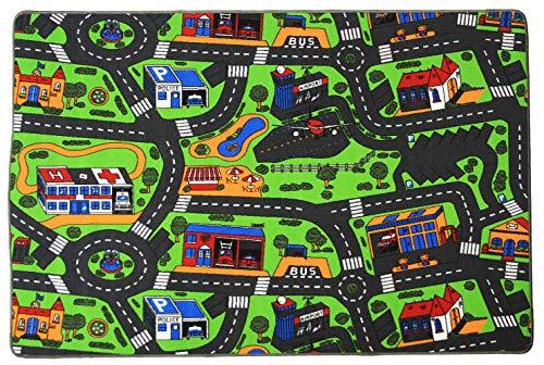*Kinderteppich Spielteppich CITY 1,40 x 2,00*