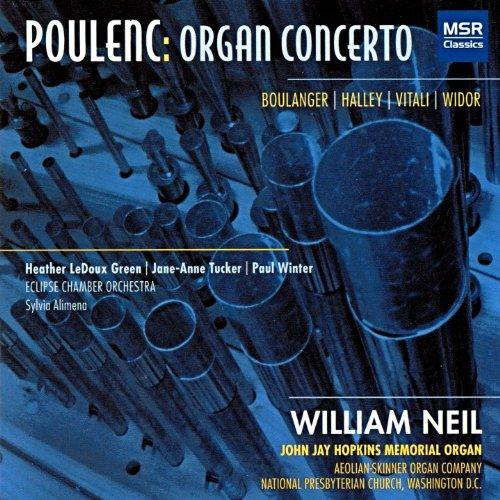 Poulenc:Organ Concerto - Organ Poulenc Concerto