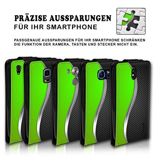 Vertical Flip Style Housse Case Étui Coque Motif cartes étui support pour Apple iPhone 4/4S–Variante ver39 Design 9