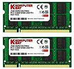 Komputerbay - Memoria SODIMM p...