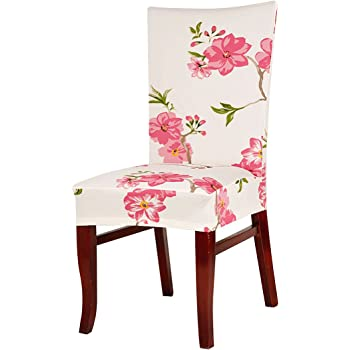 Table & Sofa Linens Home & Garden Obedient Stretchy Dining Chair Cover Short Chair Covers Washable Protector Seat Slipcover For Wedding Party Restaurant Banquet Home Dec