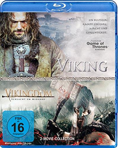 Viking/Vikingdom - 2-Movie-Collection [Blu-ray]