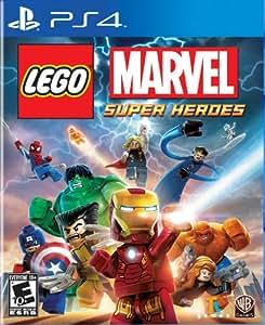 Lego Marvel Super Heroes - [Edizione: Regno Unito]