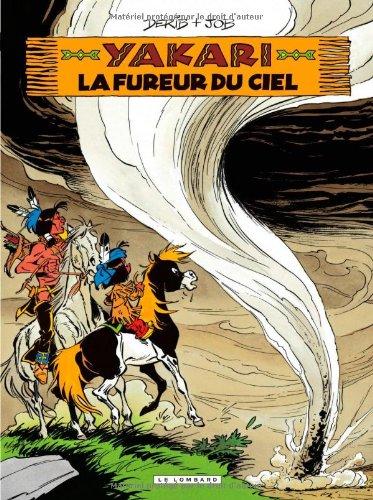 Yakari - tome 22 - Fureur du ciel (La)