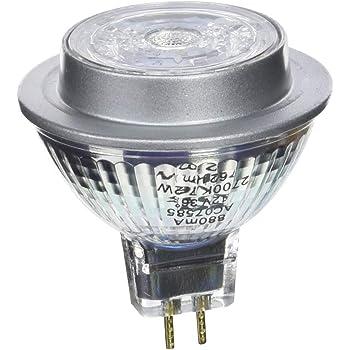 Osram Star Mr16 Bombilla LED GU5.3, 7.2 W, Blanco, 10 unidades