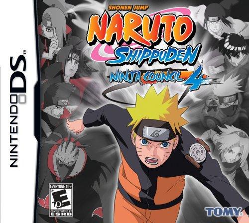 Nintendo DS - NARUTO Shippuden: Ninja Council 4 (NEU & OVP) (Naruto Shippuden-ds-spiele)