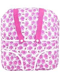 Preisvergleich für CanVivi Kinder Rucksack Puppe Backpack mit Blume Muster Schultertasche Kleinkinder Geschenk ohne Puppe