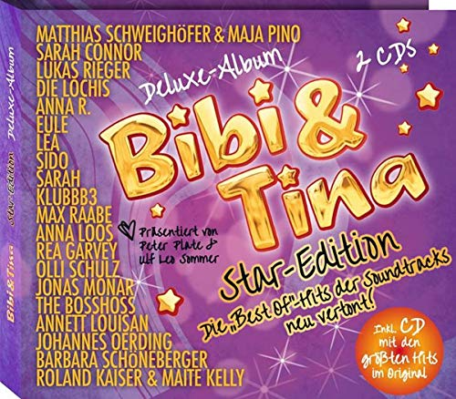 Bibi & Tina Star-Edition Best of der Soundtracks neu vertont! Deluxe Album