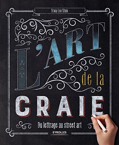 L'art de la craie : du lettrage au street art