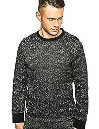 Native Youth - Sweatshirt effet maille - Homme
