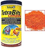 #1: Tetrabits Complete Fish Food For Growth & Health 375Gm/1250Ml