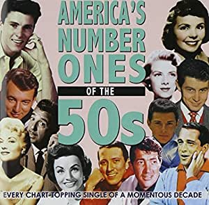 America's Number Ones of the 50's