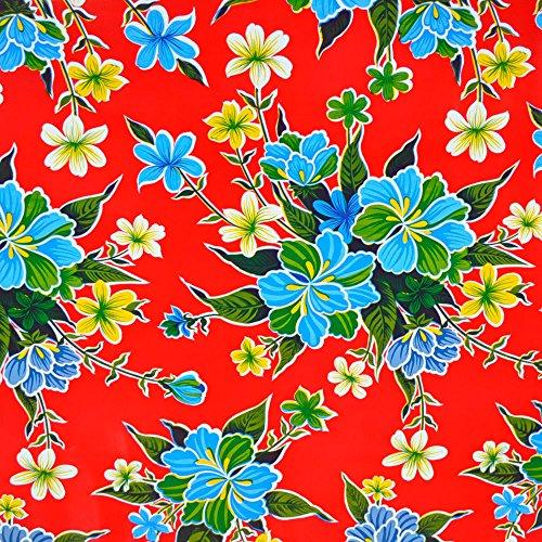 mantel-de-hule-para-mesa-120-cm-ancho-largo-por-medio-metros-modelo-flor-hibisco-rojo-fantastik