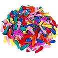 Faburo 1000 Palloncini d'Acqua, Gavettoni, colorato Fluorescente, Facile da riempire 12CM…