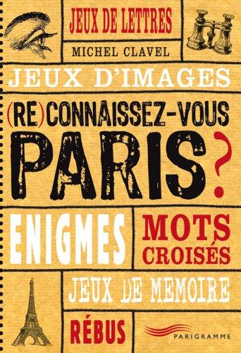 Connaissez Vous Paris [Pdf/ePub] eBook
