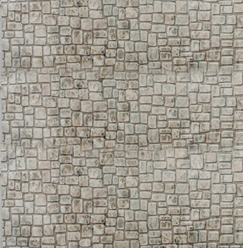 Grey Small Mosaic Vinyl Tiles 1 Box - 2 Sq Meter