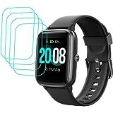 YGoal Pellicola Schermo per LIFEBEE Smart Watch, [4 Pack] Premium ad Alta Definizione Soft TPU Clear Anti-graffio, Senza Boll