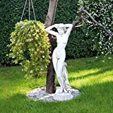 Wunderschöne erotische Figur Venus aus Steinguss