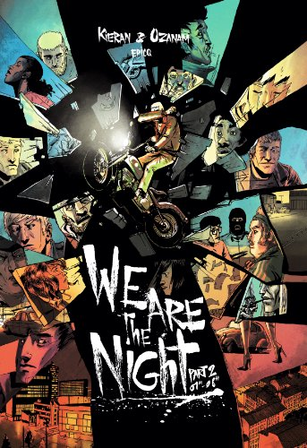 We are the night, Tome 2 :