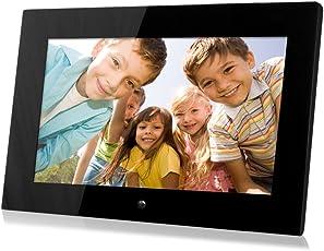 "Sungale PF1501 14"" Digital Photo Frame, Hi-resolution, transitional effects, slideshow, interval time adjust, more"
