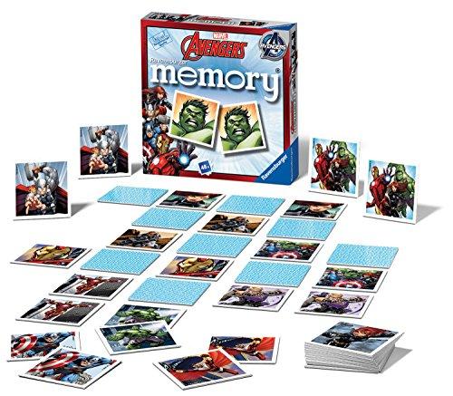 Image of Ravensburger Marvel Avengers Assemble Mini Memory®