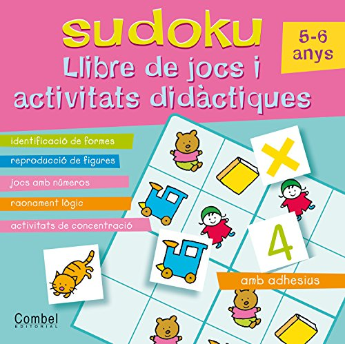 Sudoku 5-6 anys