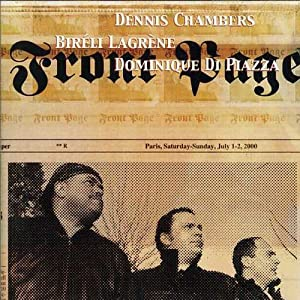Dennis Chambers In concerto