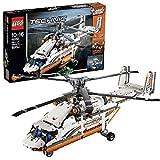 LEGO Technic 42052: Heavy Lift Helicopter  Mixed
