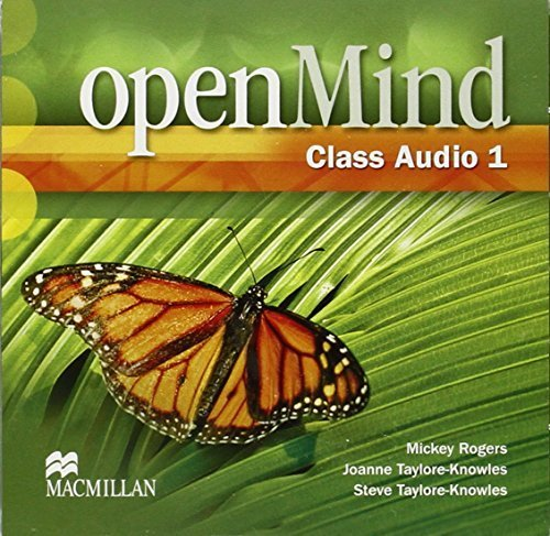 OpenMind Level 1 Class by Mickey Rogers (2010-05-14)